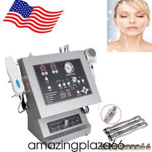 4 in 1 Pro Diamond Microdermabrasion Dermabrasion Facial Peeling Machine System