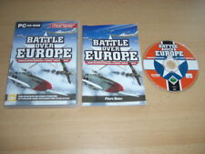 IL2 Forgotten Battles - BATTLE OVER EUROPE Add-On Expansion Pack Pc Cd Rom IL-2