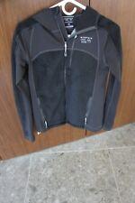 Mountain Hard Wear Zip Up Fleece Hoody Jacket Polartec Thermal Pro Size:Small/P