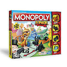 Monopoly Hasbro Junior Board Game A6984