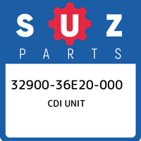 32900-36E20-000 Suzuki Cdi unit 3290036E20000, New Genuine OEM Part