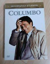 Columbo | DVD | 6. + 7. Staffel | sehr gut