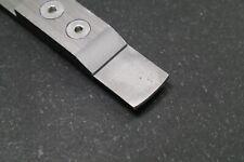 Carbide Machinist Scraper Inserts Cast Iron Scraping Blades 2x20x30mm 60mm nose