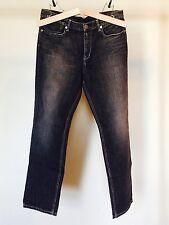 Elie Tahari Men's Black Denim Jeans