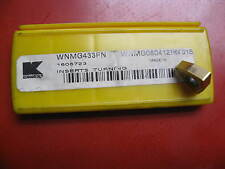 WNMG 433 FN KT315 KENNAMETAL CARBIDE INSERT