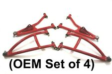 2018 Polaris Sportsman 1000 XP Front Upper Lower Red A Arms (Set)
