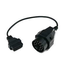 20Pin To 16Pin OBD2 Diagnostic Scanners Cable Adapter For BMW Z3 E34 E36 E39