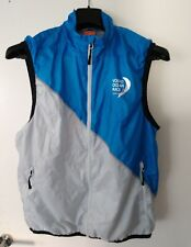 Volvo Ocean Race Puma Jacke Armless Gr. L Windabweisend Around The World