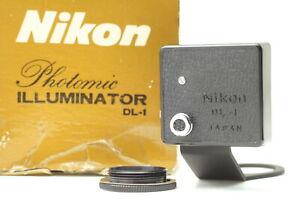 [Near MINT] Nikon DL-1 photomic illumination for Nikon F2 From JAPAN