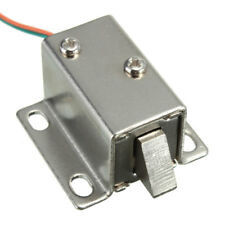 12V DC Cabinet Door Drawer Electric Lock Assembly Solenoid Lock 27x29x18mm