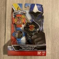 Power Rangers Ninja Steel Power Star 3 Pack Series 3  BN SEALED
