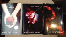 The Twilight Saga 3 Book Collection