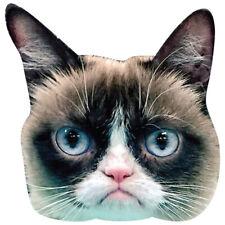 GRUMPY CAT BIG HEAD Lifesize-Plus CARDBOARD CUTOUT Standup Standee Poster F/S