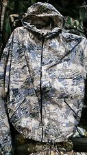 Russian Army Light summer oversuit KZM SITKA GREY Camo