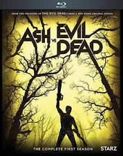 Ash vs Evil Dead ~ Complete First Season 1 One ~ Brand New 2-Disc Blu-Ray Set