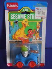 VINTAGE SESAME STREET HASBRO 1987 OSCAR'S JUNK YARD HEAP DIE-CAST METAL VEHICLES
