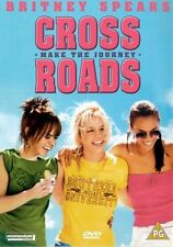 Crossroads 2002  Britney Spears, Anson Mount Brand New Sealed DVD