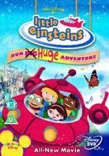 Little Einsteins Our Big Huge Adventure New Region 4 DVD