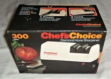 Chef'S Choice Model 300 Diamond Hone Electric Knife Sharpener