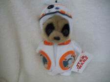 "MEERCAT.MOVIES..STAR WARS.LTD ED. ""BABY OLEG"" SOFT TOY 7""EXCELLENT CON USED."