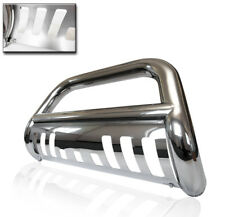 DODGE RAM 2002-2005 1500/2003-2009 2500 3500 LOWER GRILLE GUARD BULL BAR CHROME