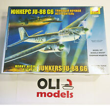 1/72 Junkers Ju-88 G6 Heavy Night Figter - Zvezda 7269