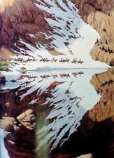 New Bev Doolittle Art OOP $65 HB Gift DESK Book Western Native Americans Indians