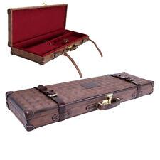 Tourbon Shotgun Hard Cases Gun Safe Lock Breakdown Box Hunting Storage Universal
