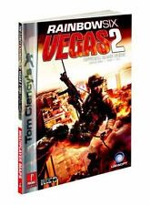 Tom Clancy's Rainbow Six Vegas 2: Prima Official Game Guide (Prima Official Game