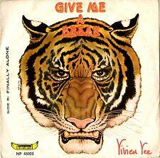 VIVIEN VEE - GIVE ME A BREAK / FINALLY ALONE