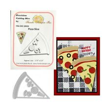 NEW 5 Cutting Dies Recollections Cut And Emboss 542701 Tasty Food