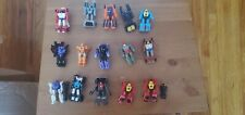 Transformers Generations Lot Of 15 Micro Masters/ Battle Masters