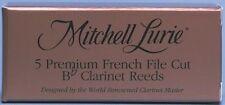Mitchell Lurie Premium Clarinetto CANNE BB forza 2.5 SIGILLATO Confezione di 5