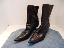 Banana Republic Size 8 Odele Boots Black