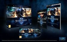 ACTIVISION BLIZZARD-Starcraft 2 - Battle Chest PC COMPLETAMENTE IN ITALIANO!!
