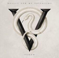 """Bullet For My Valentine """"Venom""""15 Trax Dble Vinyl LP (New & Sealed) U.K.FreePost"""