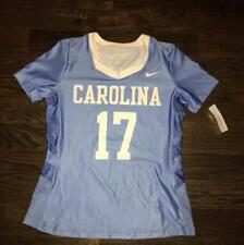 New listing New Nike Womens UNC North Carolina Tar Heels Lacrosse #17 SS Jersey