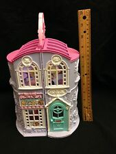 Fisher Price Sweet Streets Pet Parlor & Playhouse GUC
