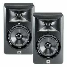 "JBL LSR305 5"" Powered Studio Monitors Pair"