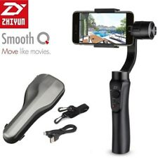 Zhiyun Smooth-Q Handheld 3-Axis Gimbal Stabilizer for Smartphone iPhone Black