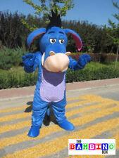Donkey Winnie Costume Mascot / Eeyore Cute Fancy Dress Outfit Pooh Winnie