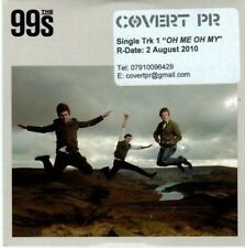 (BE297) The 99s, album sampler - 2010 DJ CD