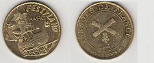 14 Calvados BRETTEVILLE-SUR-ODON Parc Festyland  2008 Médaille ARTHUS BERTRAND