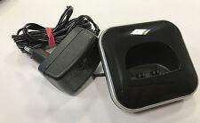 Ladeschale mit Netzteil für Sinus 206 / A206 / PA206 Pack Telekom Farbe schwarz