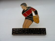 Barcelona Olympics 1992 Rugby Badge
