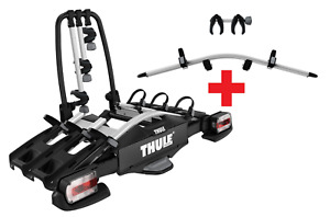 Thule 927 VeloCompact 4 Bike Carrier Towbar/Ball Mounted BUNDLE OFFER