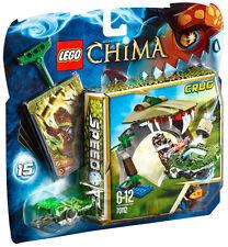 Lego Legends of Chima 70112 - Croc-Falle LEGO