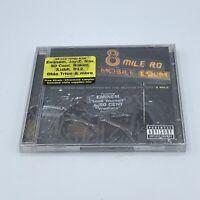 Eminem - 8 Mile Soundtrack CD (2002) New & Sealed