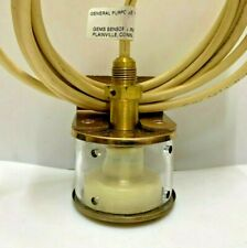 GEMS Sensors & Controls LS-12334 Flooding Alarm NAVY LEVEL SWITCH Low Level