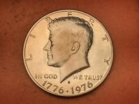 1976-S Proof Double Die Obverse Kennedy Silver Half Dollar Extremely RARE
